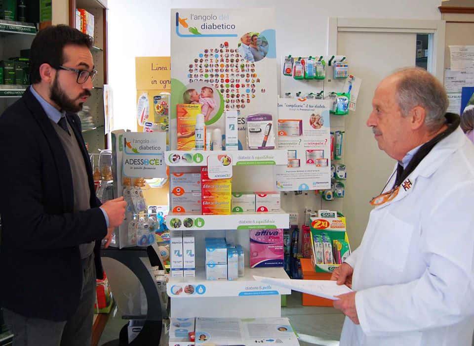 Farmacia Speghini - San Benedetto Val di Sambro