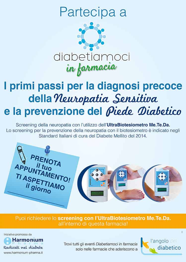 Diabetiamoci in Farmacia